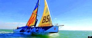 Record Sailing Voyage