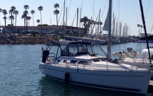 Sereno in Oceanside Harbor