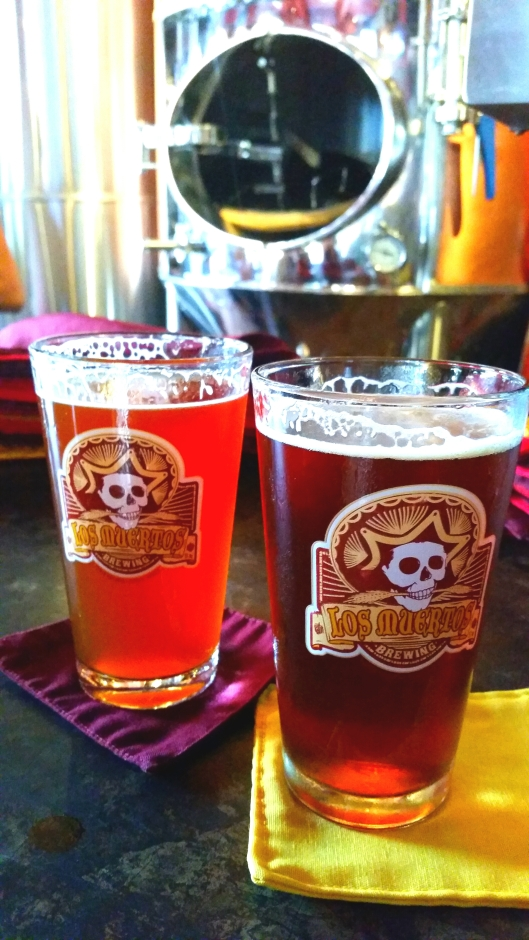 Los Muertos Brewery the only craft beer brewery in Puerto Vallarta