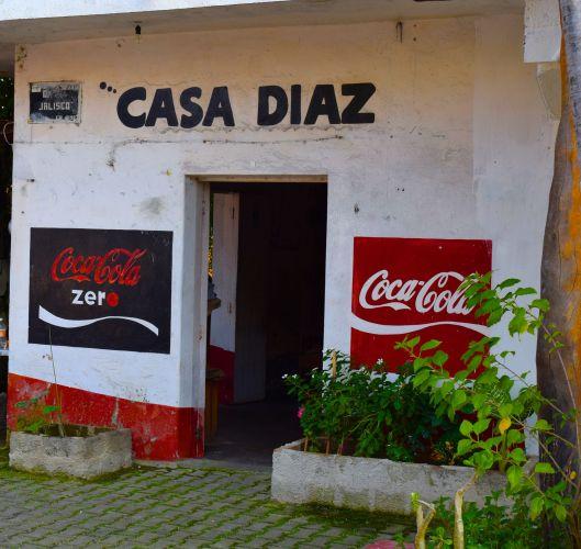 Coca Cola no Pepsi here