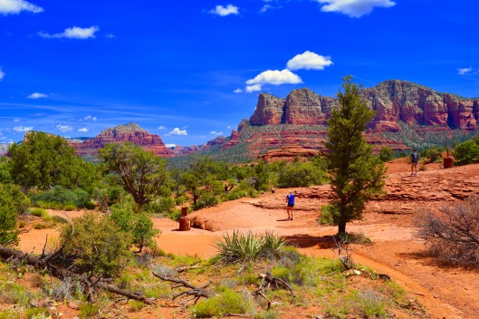 Sedona has been on my list of places to visit and it did not disappoint!