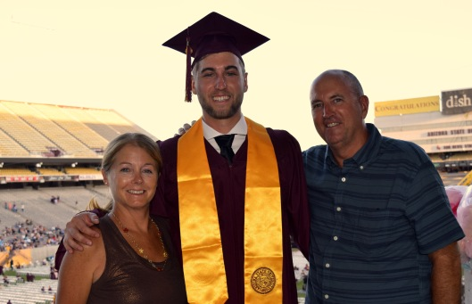 Graduation May 11, 2015