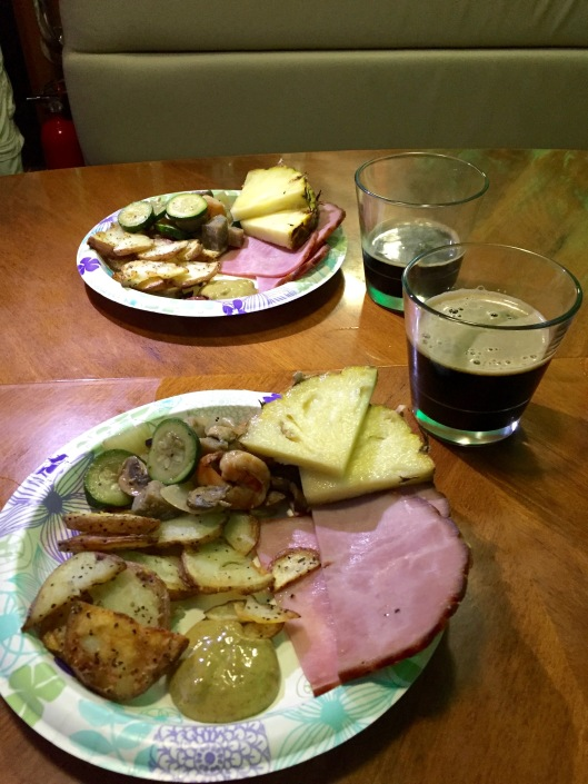 Thanksgiving Dinner with one of our coveted craft beers.