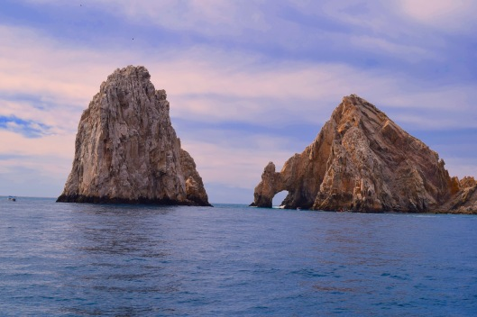 When you see these, you know you have arrived in Cabo San Lucas.