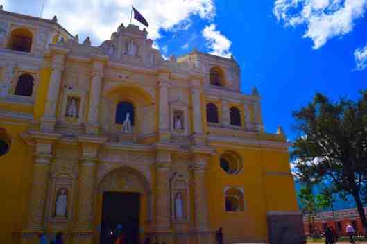 Templo y Convento La Merced