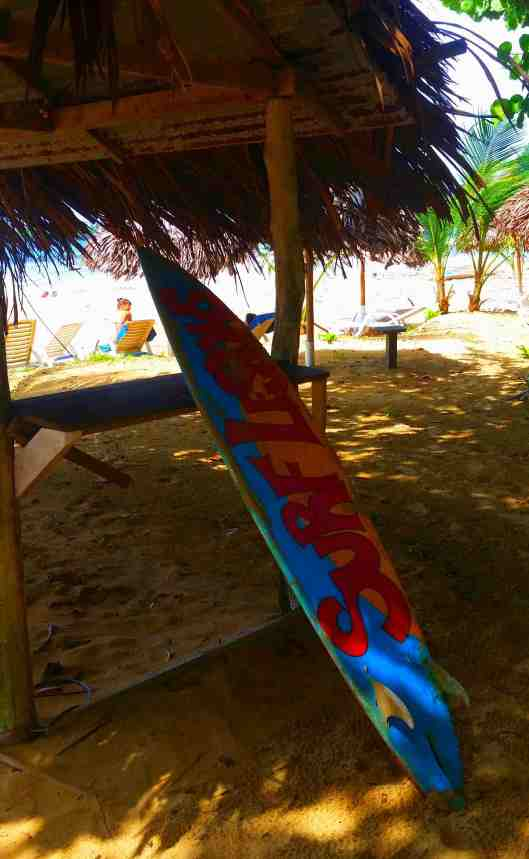 Bocas is a surfer town for sure.
